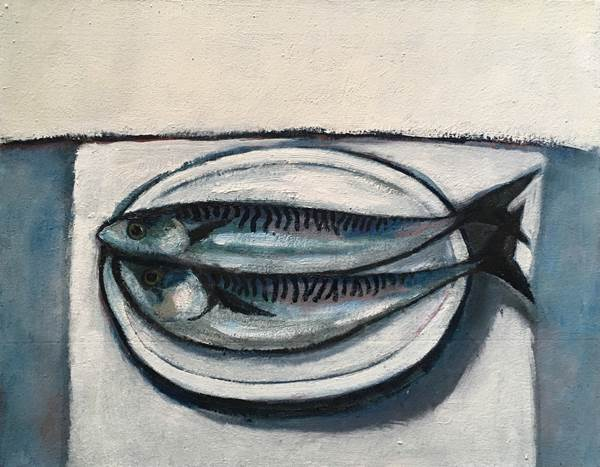 https://theauctioncollective.com/media/1176/nigel-sharman-two-mackerel-on-a-table-the-auction-collective.jpg