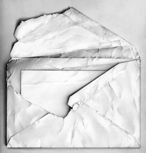 Paper   |   Scissors   |   Stone - Lot 14, Cath Riley, Envelope
