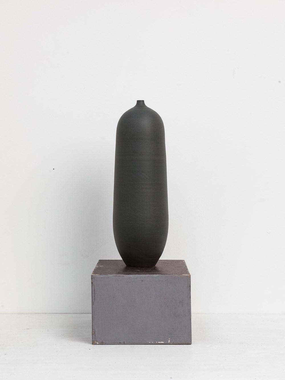 Paper   |   Scissors   |   Stone - Lot 29, Luke Eastop, Dark Teal Bottle