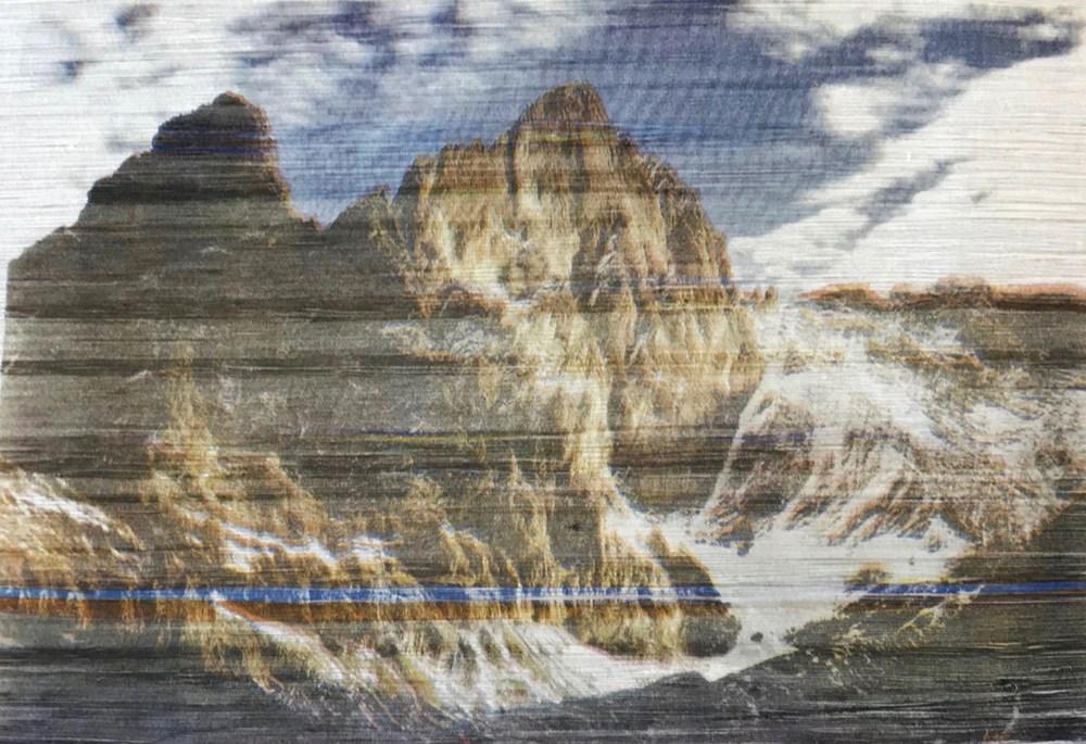 Paper   |   Scissors   |   Stone - Lot 3, Eleonora Sher, Dolomiti Series II