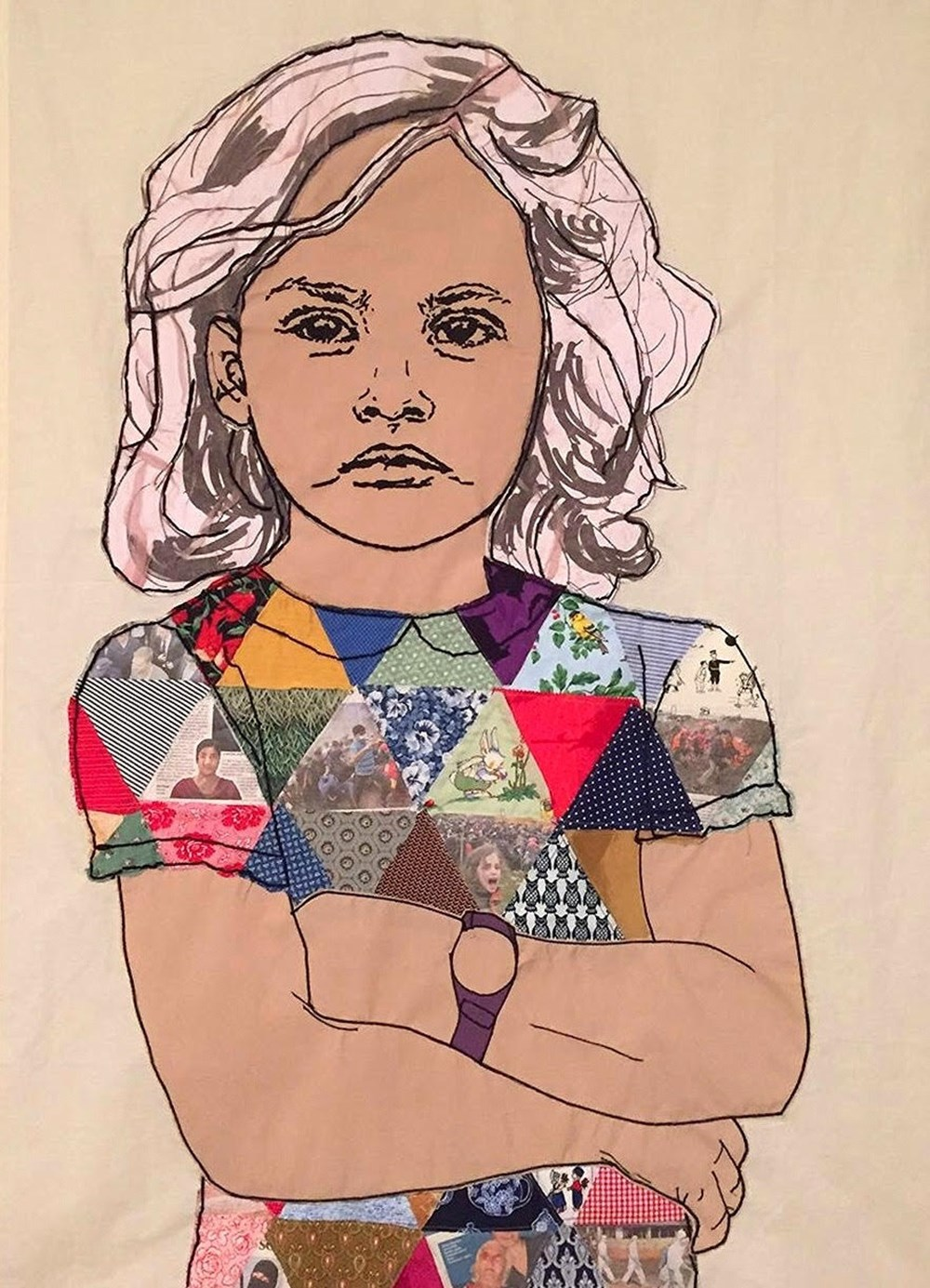 Paper   |   Scissors   |   Stone - Lot 23, Tisna Westerhof, Costume Drama I