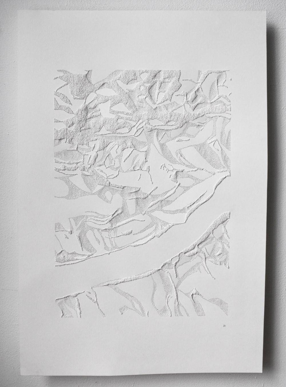 Paper       Scissors       Stone - Lot 36, Demi Overton, Grand Canyon, USA