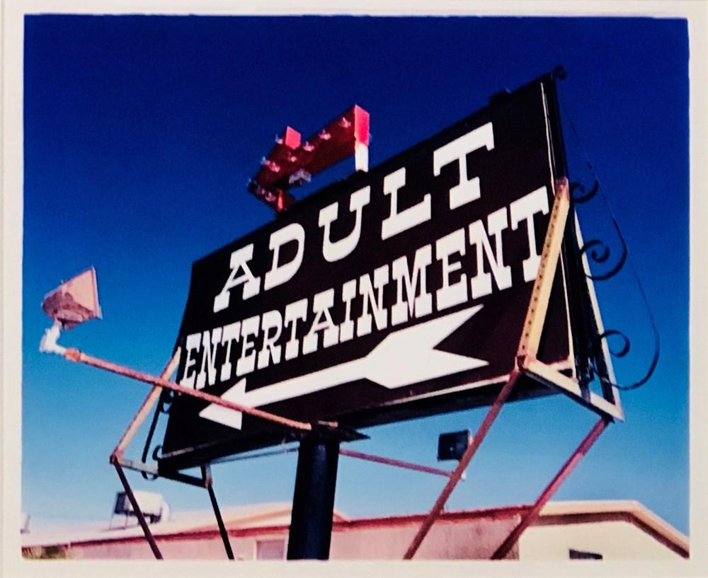 Hyper-Colour-Pop-Culture - Lot 9, Richard Heeps, Adult Entertainment, Beatty, Nevada