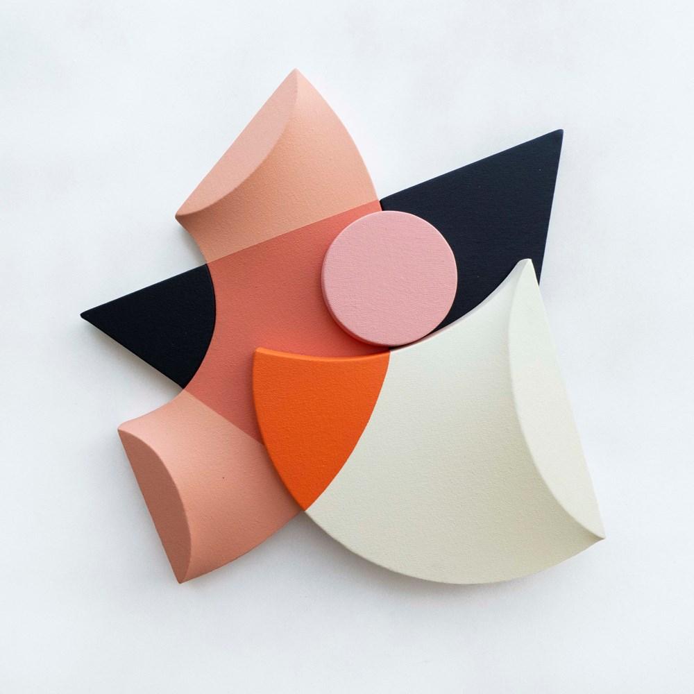 Hyper-Colour-Pop-Culture - Lot 6, Charlie Oscar Patterson, Jaffa Cake