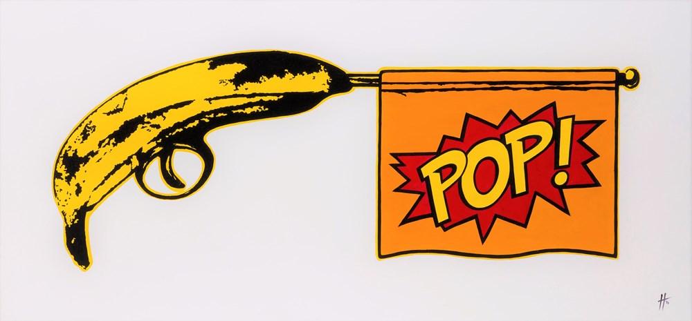 Hyper-Colour-Pop-Culture - Lot 3, Antony 'H' Haylock, Bang Goes Pop 2