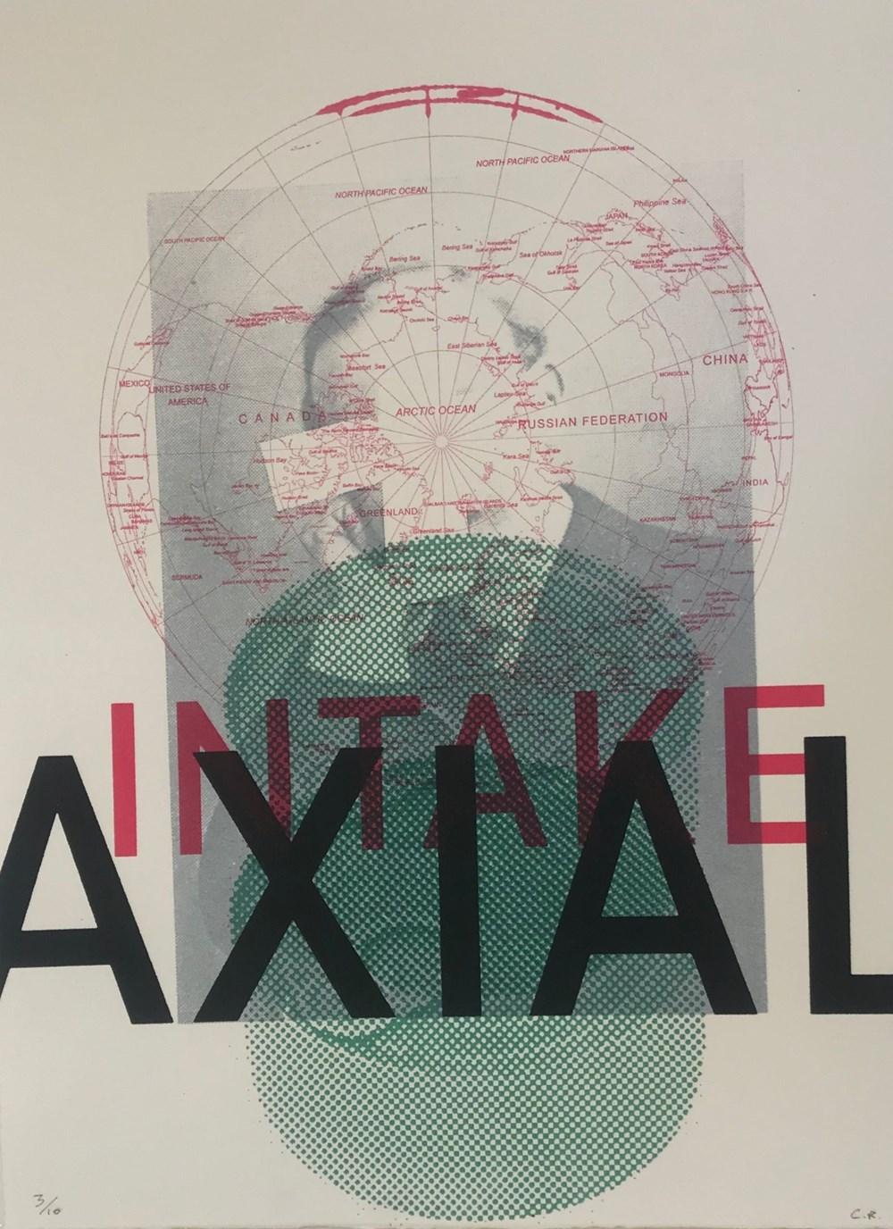 Hospital Rooms - Lot 24, Carl Rowe, Intake Axial