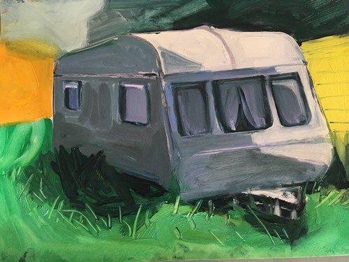 The Summer Auction 2019 - Lot 30, Patricia Thornton, Off Grid