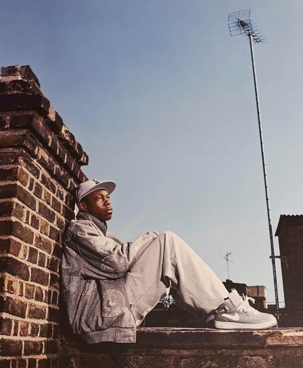 Dizzee On The Roof