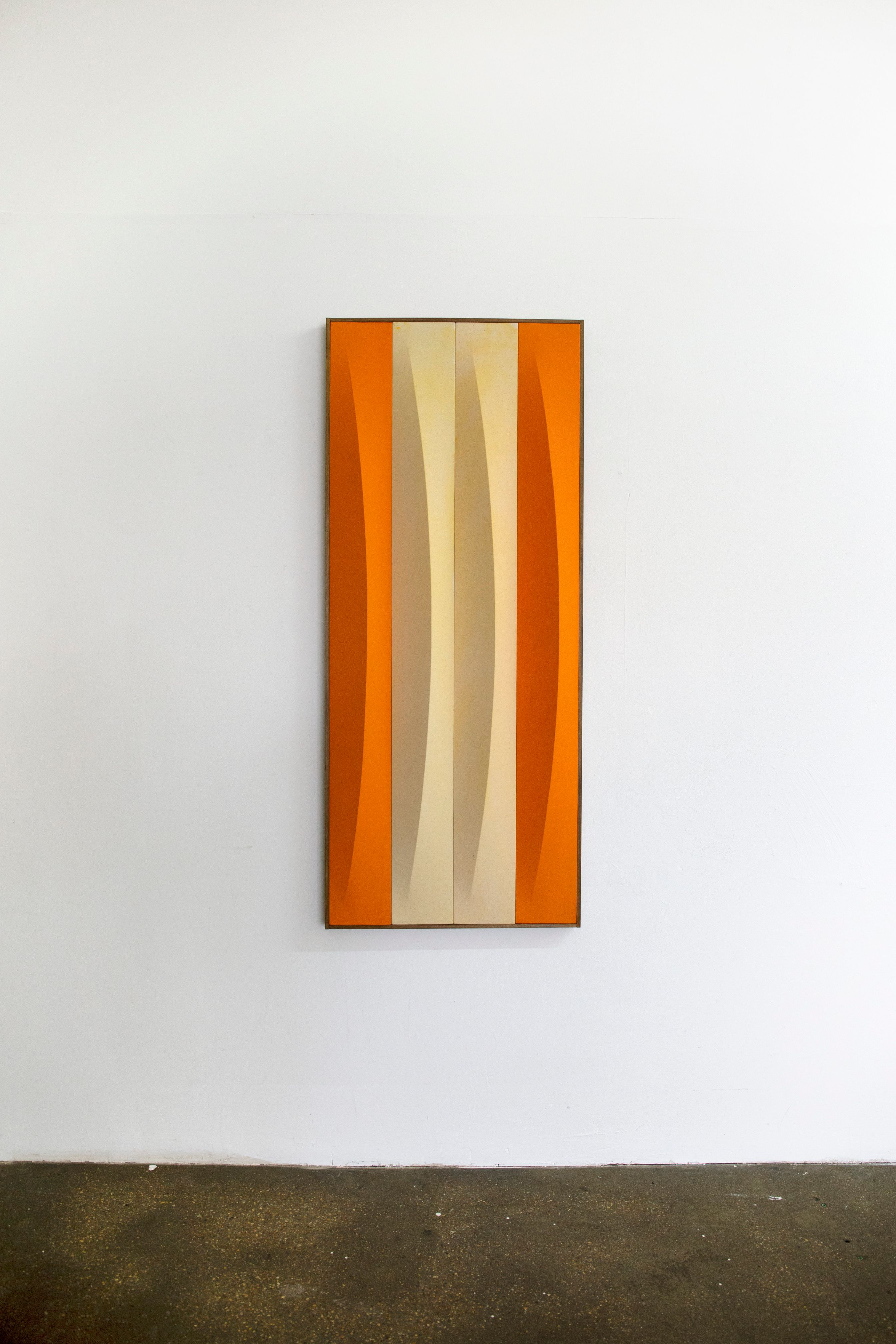 Browns East | Future. Seduction. Icons - Lot 13, Charlie Oscar Patterson, No. 1-9 Orange and Raw