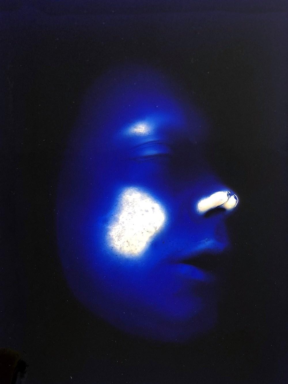 To My Twenties - Lot 17, Alexander Glass, Self-Portrait (Alexander Glass)