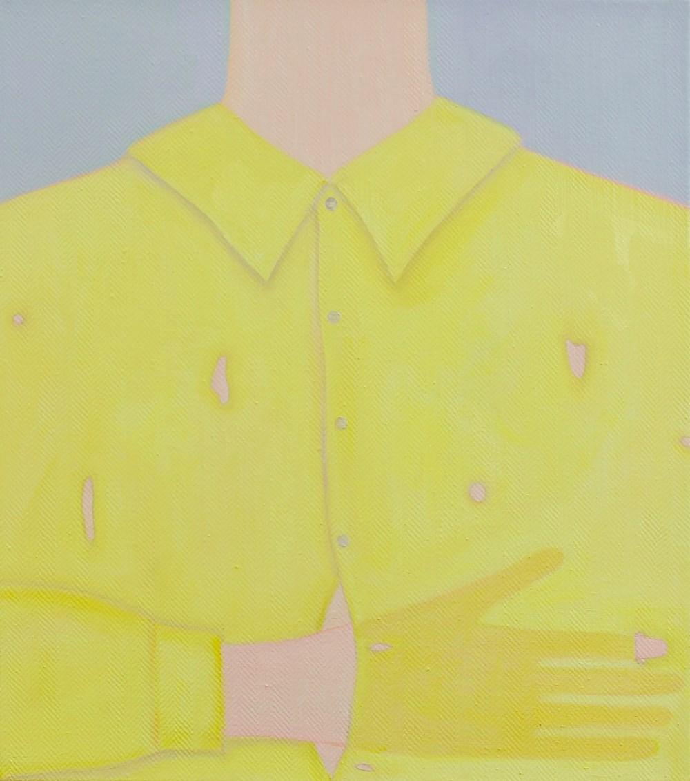 To My Twenties - Lot 39, Ellie MacGarry, Holes (Yellow)