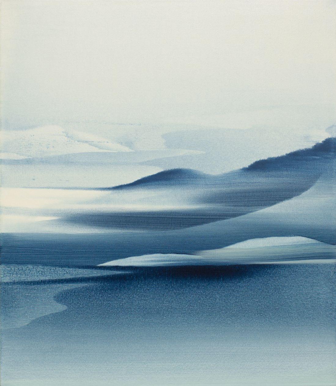 Enter the abstract - Lot 21, Eva Ullrich, Floe
