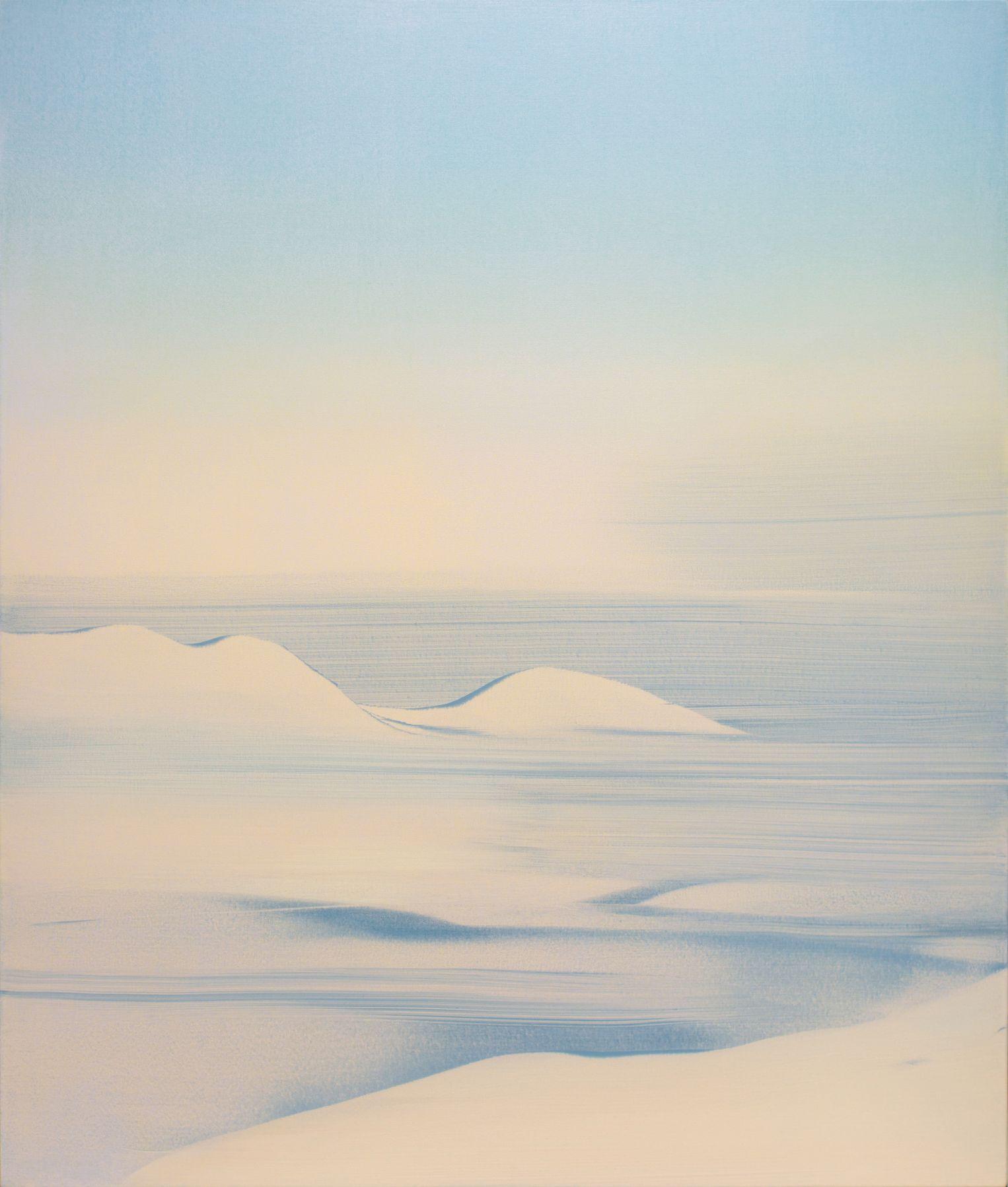 Enter the abstract - Lot 27, Eva Ullrich, Silence