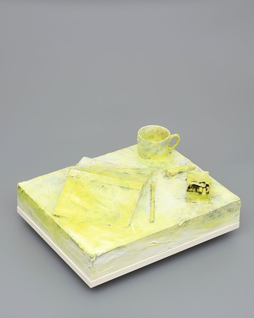 Planar 1/1 - Lot 12, Shona Heath, Table top