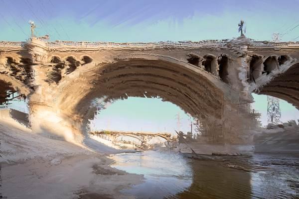 Lane Barden, Buena Vista Bridge, The Auction Collective