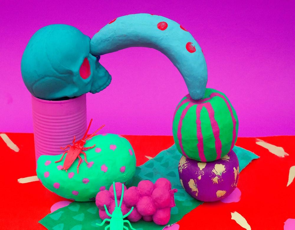 Art Fundraiser LA | Timed Auction - Lot 24, Fabiola Bedoya, Still Life in Color 05