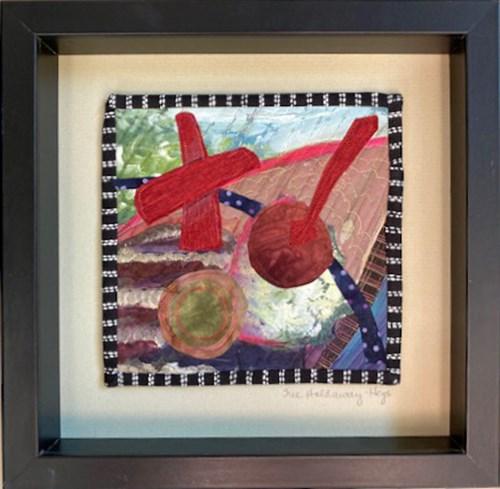 Art Fundraiser LA | Timed Auction - Lot 46, Sue Holdaway Heys, X It Like You Mean It