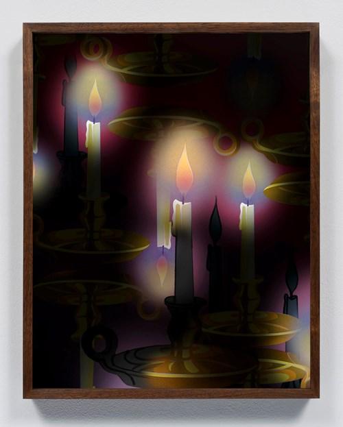 Art Fundraiser LA | Timed Auction - Lot 58, Lauren Steinberg, Candles in the Dark