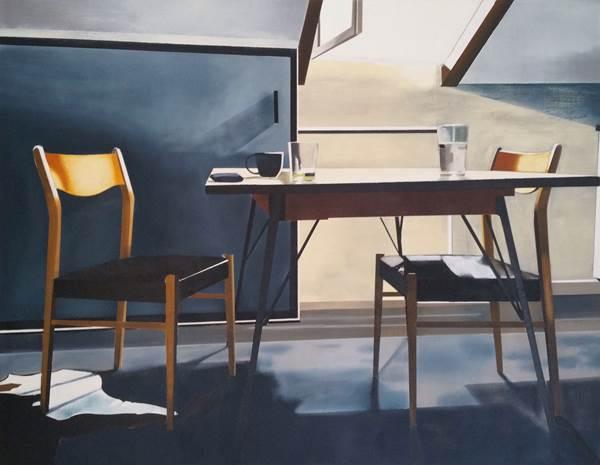 Richard Baker, Le Confluence, The Auction Collective