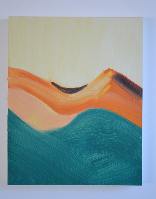 The Autumn Auction 2020 - Lot 48, Charlotte McDonald, That Sunset