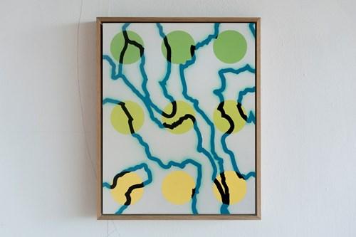The Autumn Auction 2020 - Lot 21, Sam Smyth, Untitled (Yellow & Green)