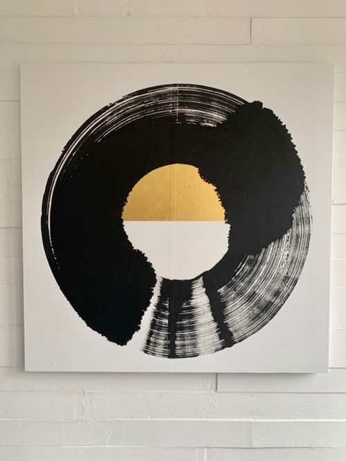 The Autumn Auction 2020 - Lot 51, Rod McIntosh, Optimism II