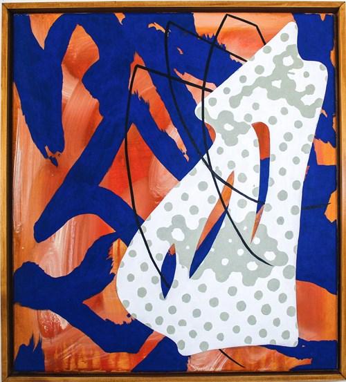 The Autumn Auction 2020 - Lot 39, Callum Murphy, Still Life with Polke Vase