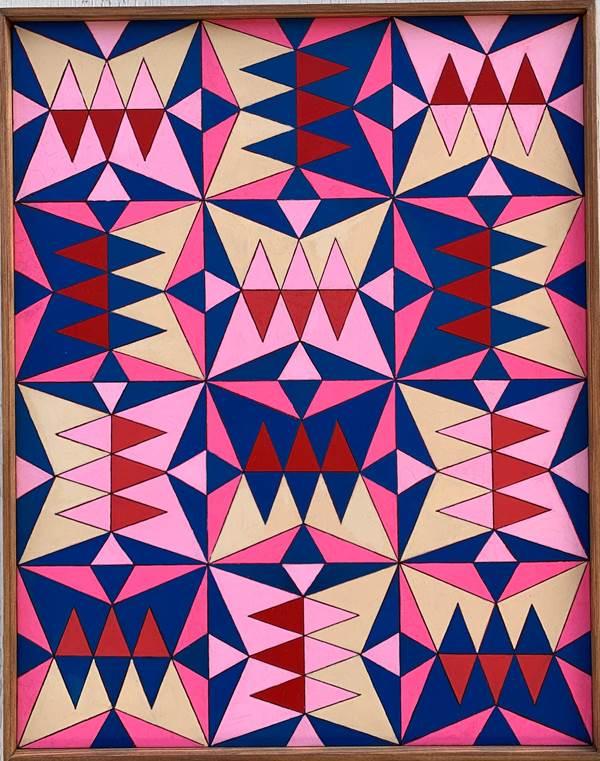Dominic Beattie, Tile, 2020, The Auction Collective