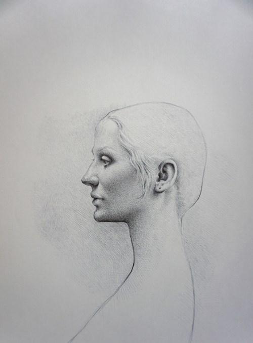 Future Dreams - Lot 25, Raoof Haghigi, Portrait of a Woman