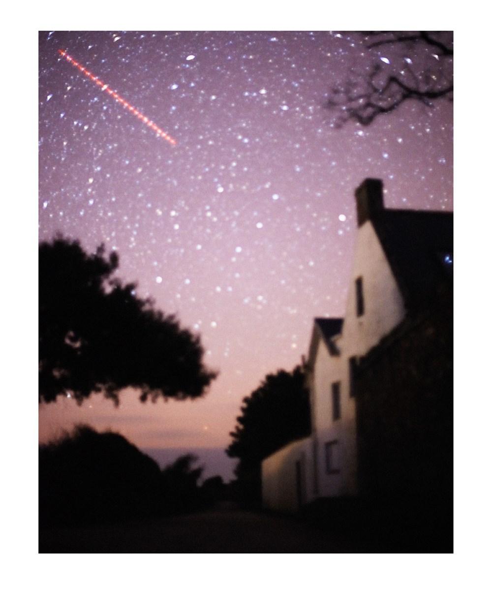 Future Dreams - Lot 7, Chris Floyd, A Starry Night On Sark