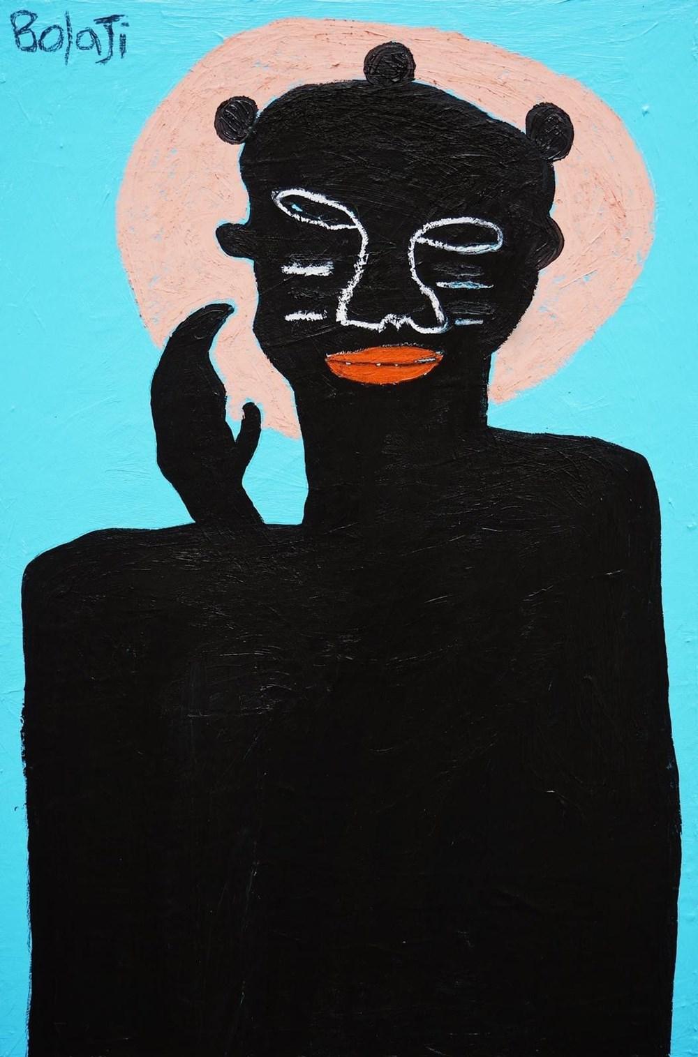 Future Dreams - Lot 3, Adebayo Bolaji, Her name is