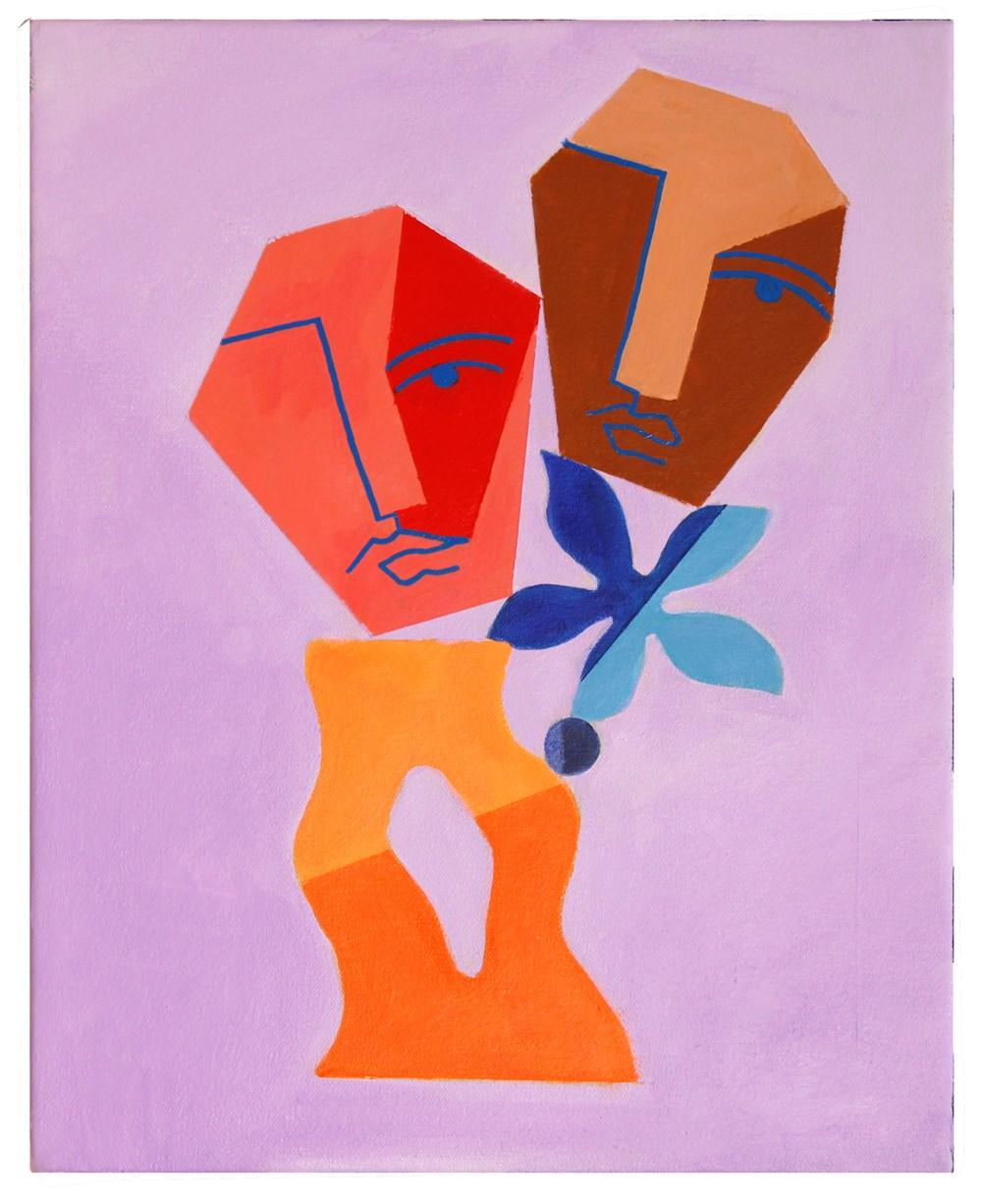 50 x £50 - Lot 34, Nicola Morland, Interdependence