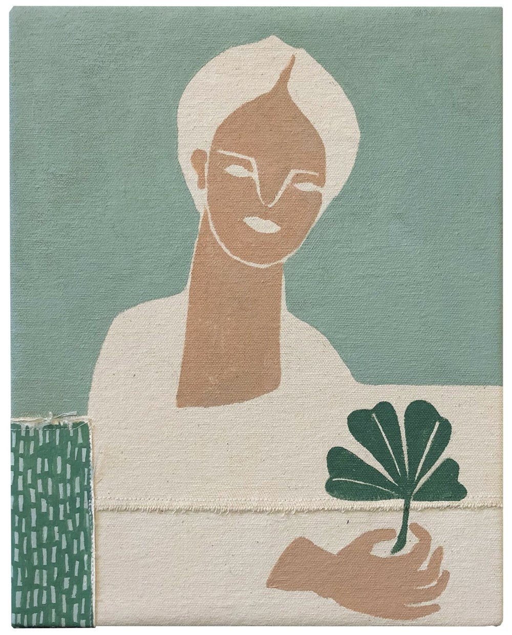 50 x £50 - Lot 44, Ali Corder, Trevaylor clovers