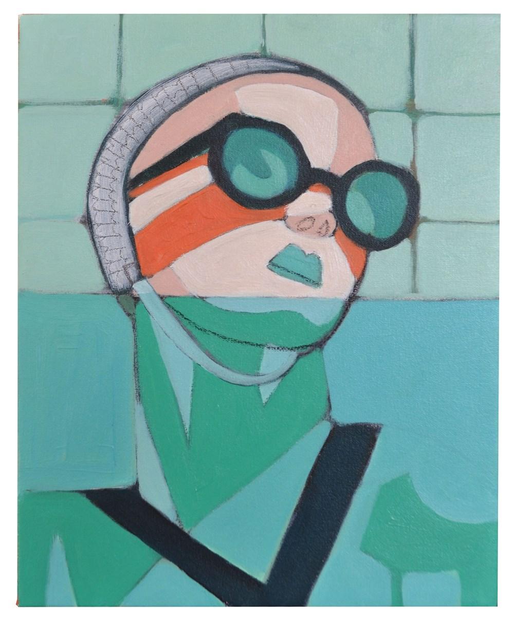 50 x £50 - Lot 37, Poppy Ellis, Submerged