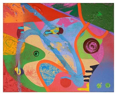 50 x £50 - Lot 33, Jonah Fried, Untitled JF