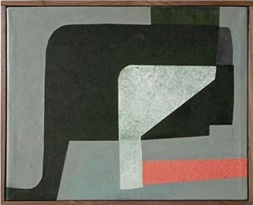 50 x £50 - Lot 45, JonLlewelyn, Untitled Abstract