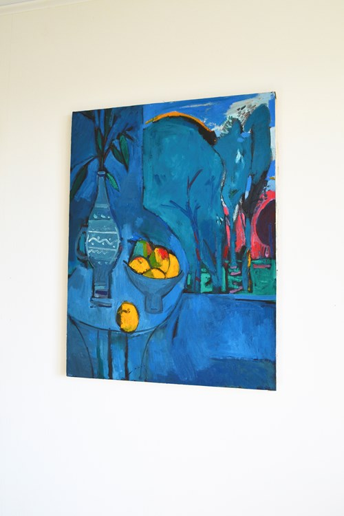 The Autumn Auction 2020 - Lot 20, Al Petelin, Yellow Apples