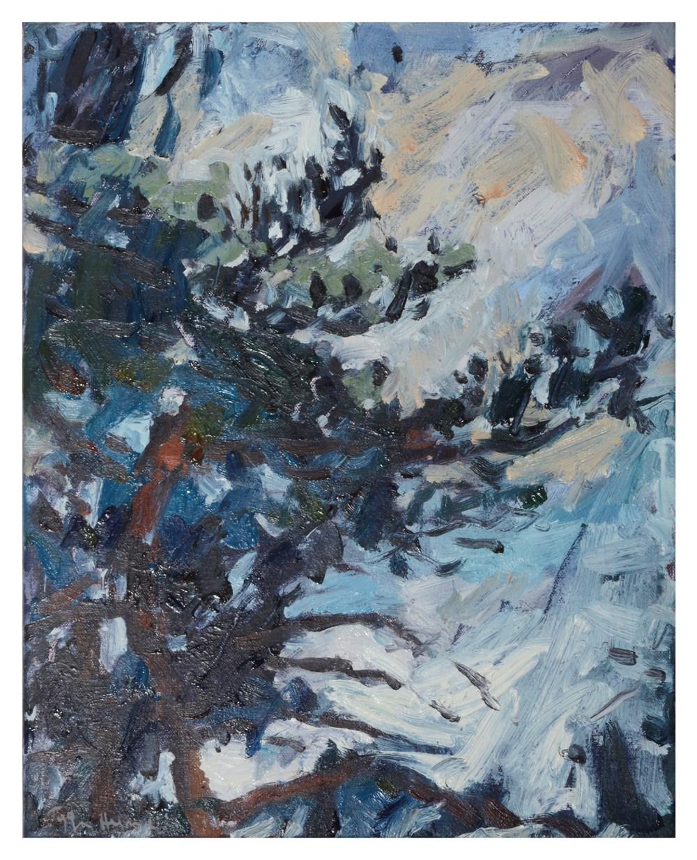 50 x £50 - Lot 23, Tyga Helme, The Moving Pine