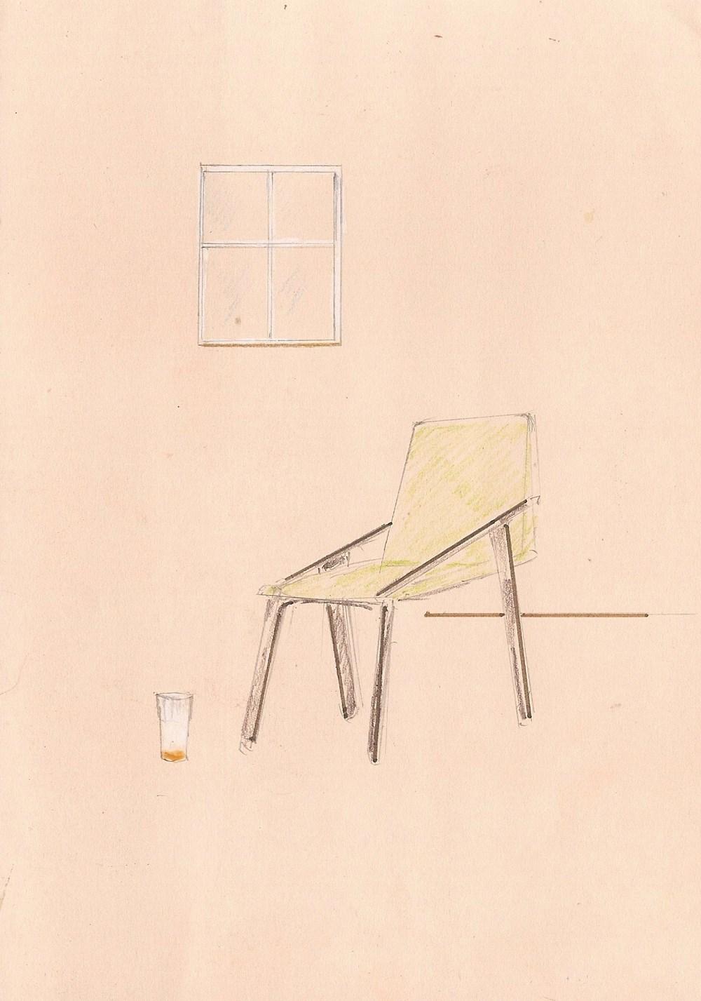 Studio Sale | Alexander Glass - Lot 20, Alexander Glass, Online Furniture