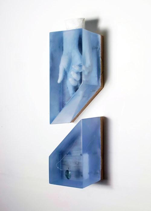 Studio Sale | Alexander Glass - Lot 1, Alexander Glass, Glacial Descent