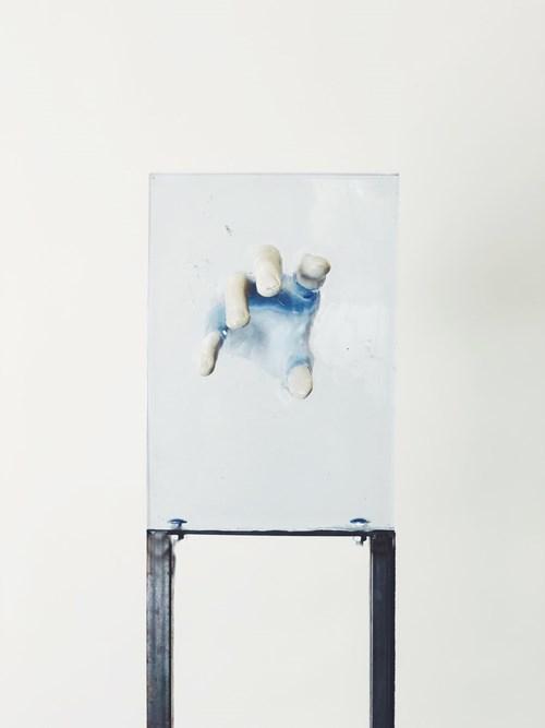 Studio Sale | Alexander Glass - Lot 8, Alexander Glass, It's Another World pt.I