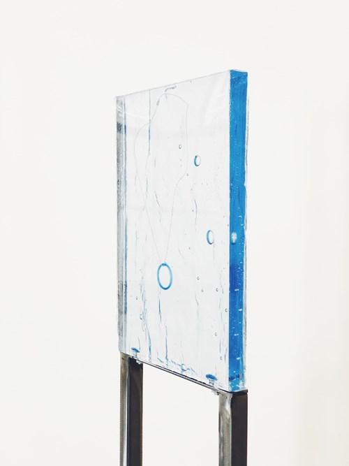 Studio Sale | Alexander Glass - Lot 9, Alexander Glass, It's Another World pt.II