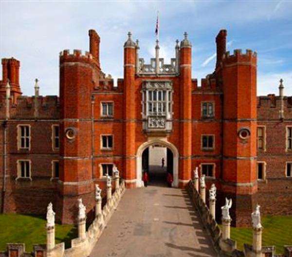 Tennis Hampton Court
