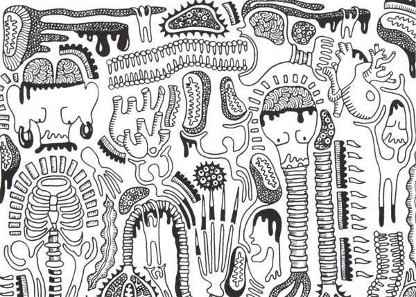 Tara Garden, Cellular Life I, The Auction Collective