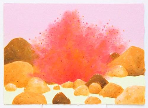 Life on Venus | The Landscape, Live Auction - Lot 9, Amelie Jodoin, A Sudden Burst of Passion