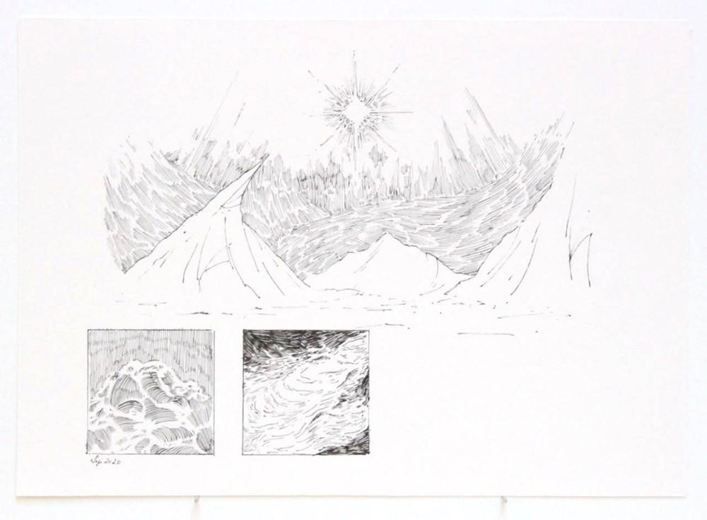 Life on Venus | The Landscape, Timed Auction - Lot 25, Sophia Sofianou, The Sun and Venus
