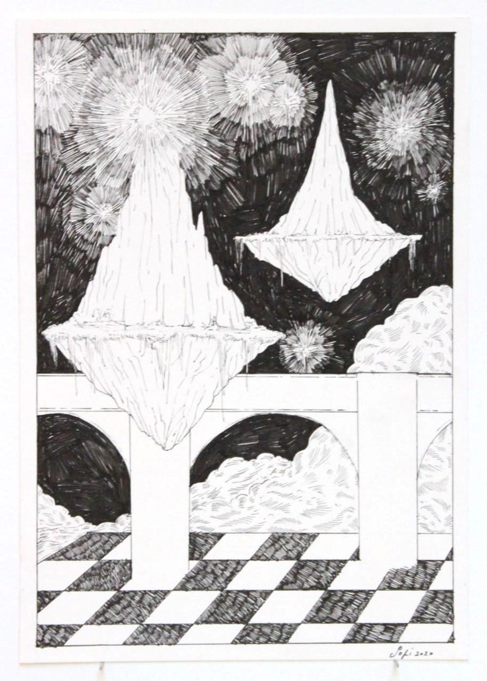 Life on Venus | The Landscape, Live Auction - Lot 11, Sophia SofianouSophia Sofianou, Life on Venus