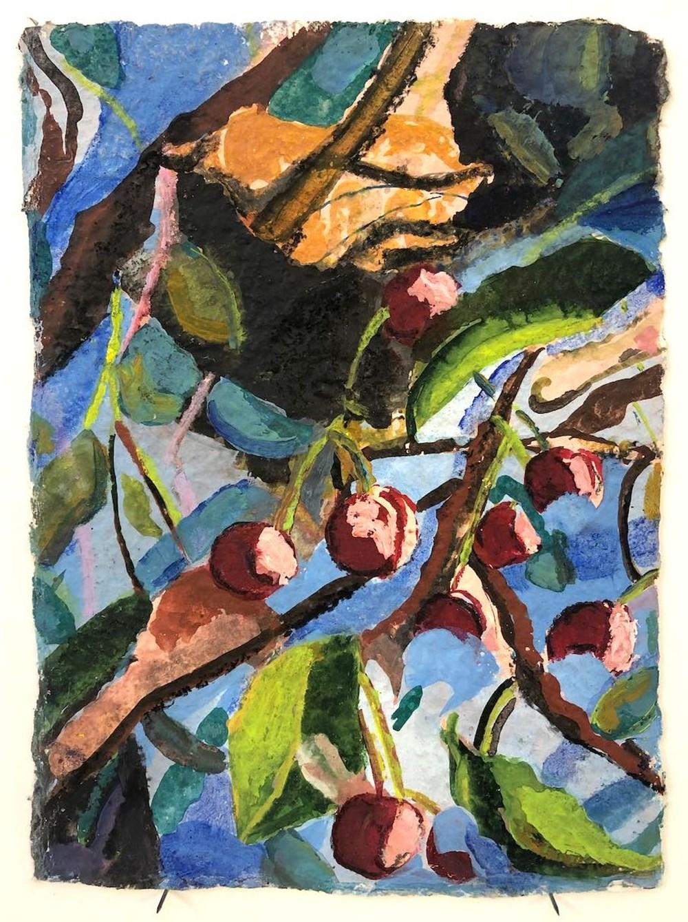 Life on Venus | The Landscape, Timed Auction - Lot 61, Maija Lassila, Cherry Harvest