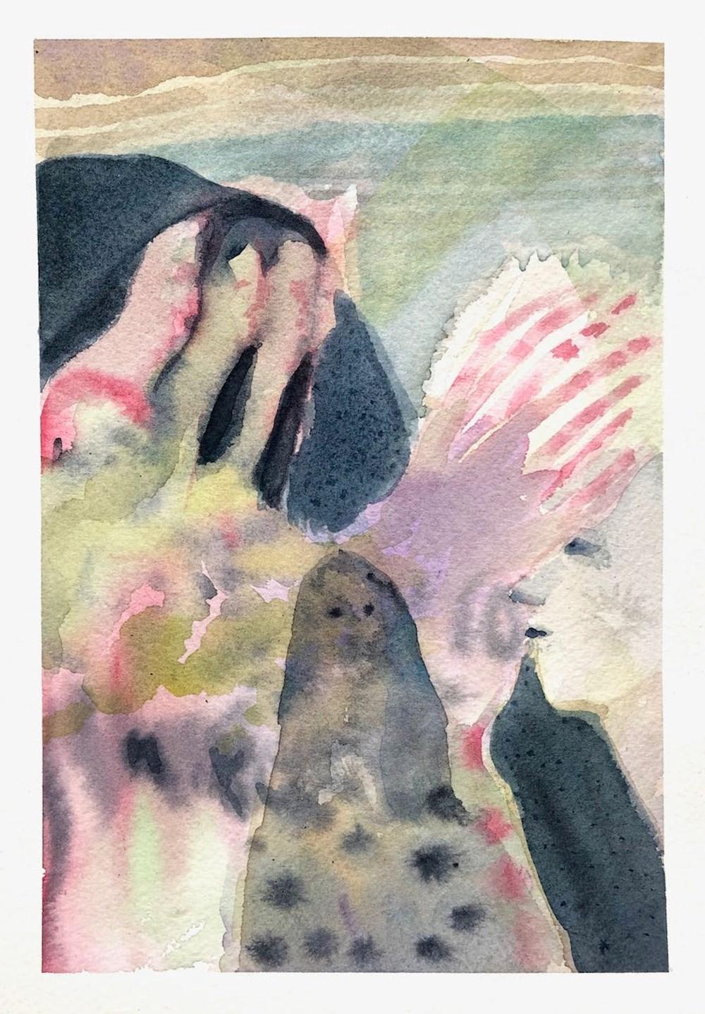 Life on Venus | The Landscape, Live Auction - Lot 20, Simona Orentaite, Healing