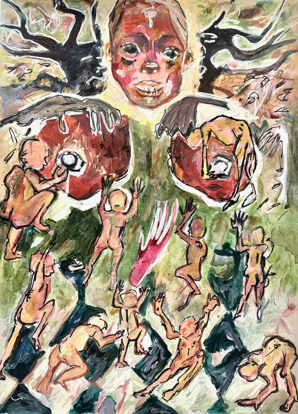 Life on Venus | The Landscape, Live Auction - Lot 21, Saffron Stott, Mother Milk
